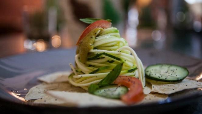 Spaghetti di zucchine - Terminus, Alghero