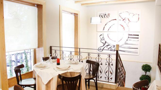 Detalles - Casa Peto, Madrid