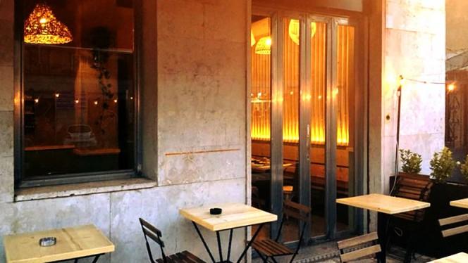 Vista esterna - Mun Sushi Bar, Rome