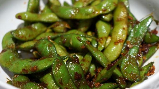 Green Soy Beans - Izakaya Tengu, Den Haag