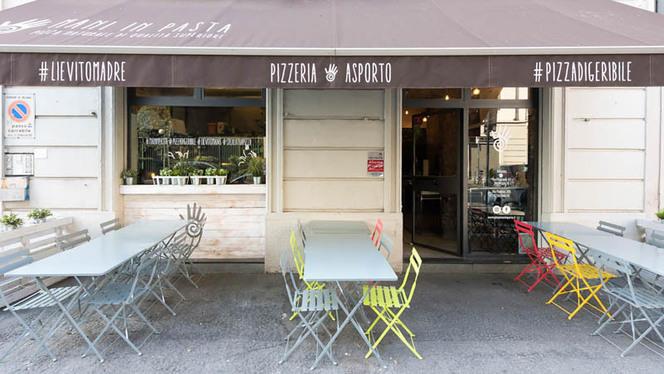 Terrazza - Mani in Pasta, Milan