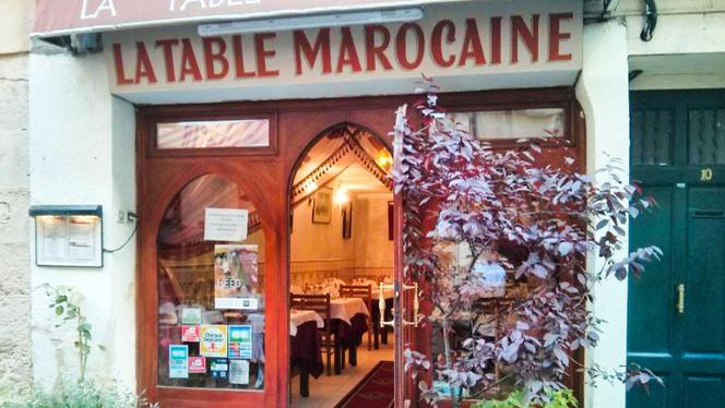 Entrée - La Table Marocaine, Aix-en-Provence