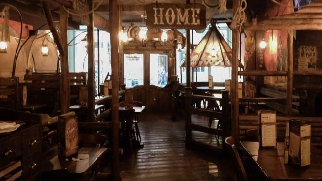 Home - Old Wild West Steak House, Brussels