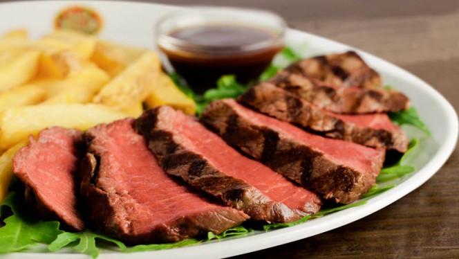 Mississippi Beef - Old Wild West Steak House, Brussels