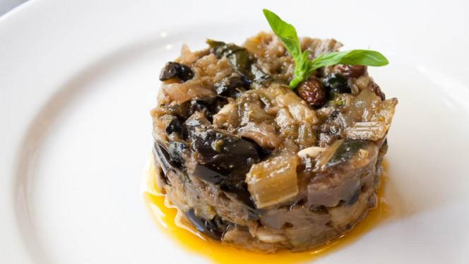 Sugerencia del chef - Marinetta Mia, Valencia