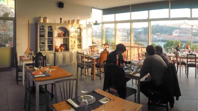 Vista da sala - Intrigo, Porto