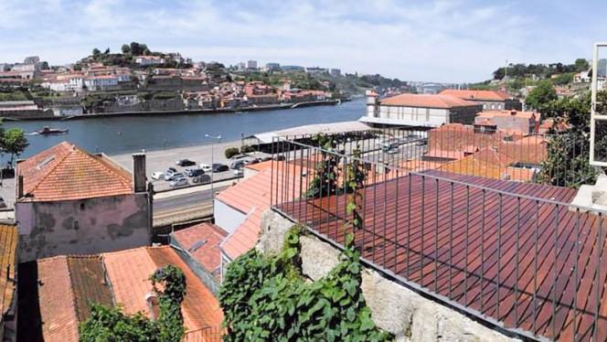Vista da varanda - Intrigo, Porto