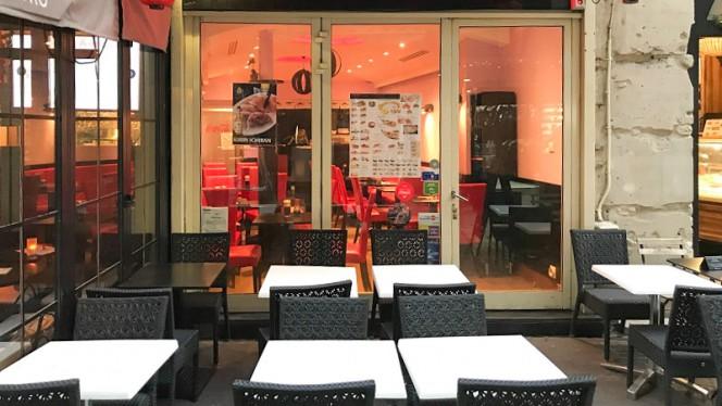 Salle - Yeka Sushi, Paris