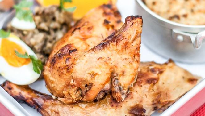 Sugestão do chef - BaixóPito - Chicken House, Porto