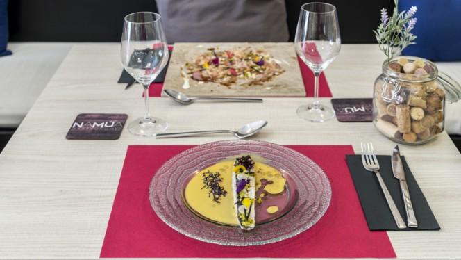Sugerencia - Namúa Gastronomic, Valencia