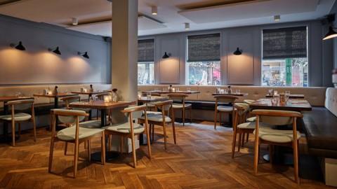 Vanderveen Bar & Kitchen, Amsterdam
