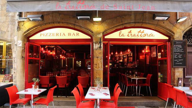 Bienvenue au restaurant La Trattoria de Saint Jean - La Trattoria de Saint-Jean, Lyon