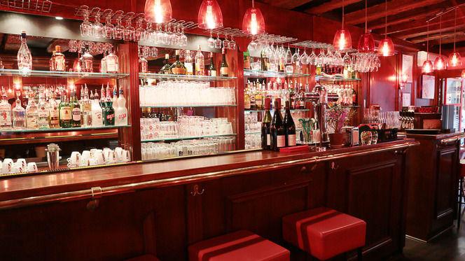 Aperçu du bar - La Trattoria de Saint-Jean, Lyon