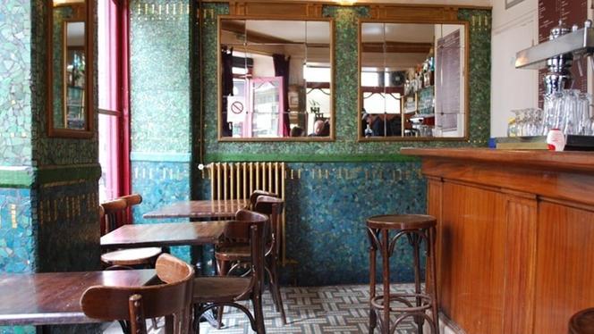 Ambiance bistrot à l'ancienne - Les Tontons 14ème, Paris
