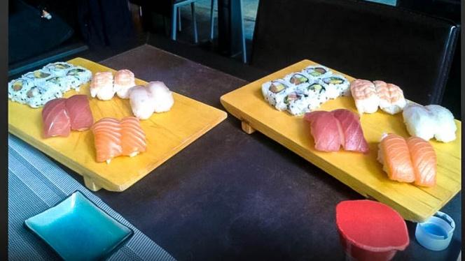sushi - Arigatò - Repubblica, Milan
