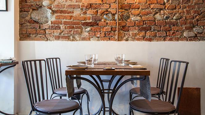 Il tavolo - Sakapòsh, Turin