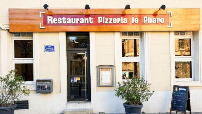 Entrée - Le Pharo, Marsiglia