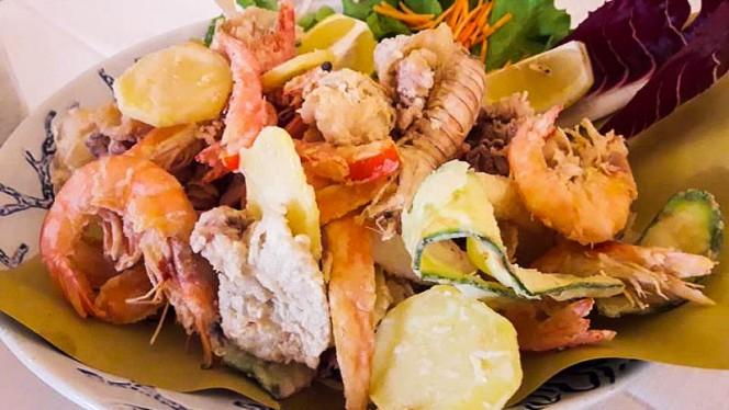 Suggerimento dello chef - Sottocosta, Forte Dei Marmi