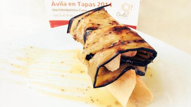 Sugerencia del chef - Cáfila, Ávila