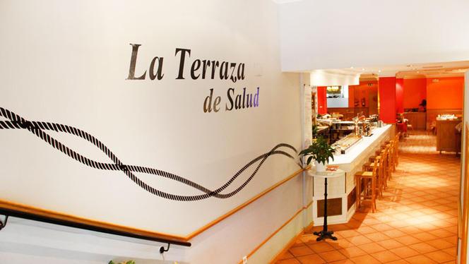 Detalles - La Terraza de Salud, Madrid