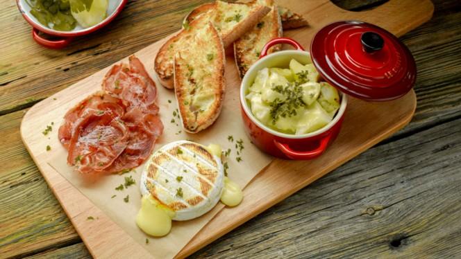 Sugerencia del chef - Ginos - Castellana, Madrid