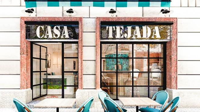 Entrada - Casa Tejada, Barcelona
