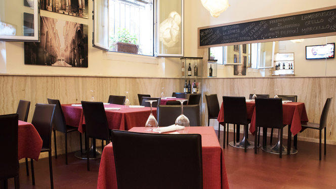 Sala - Ristorante Clavature, Bologna