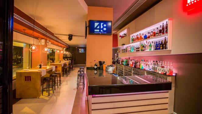Sala - 48 Restaurante Copas, Valencia