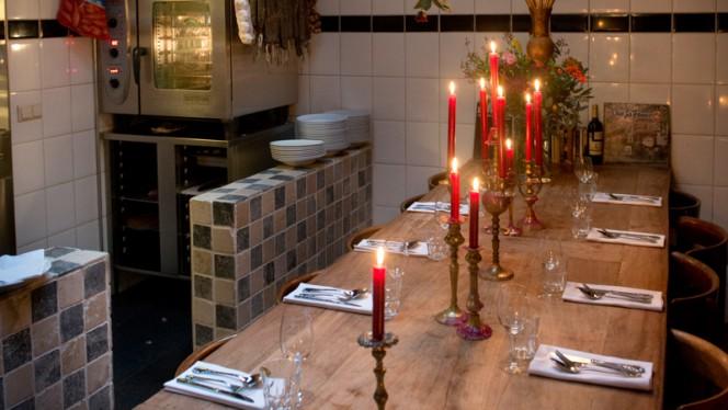 Restaurant - Restaurant C'est Ça, Utrecht