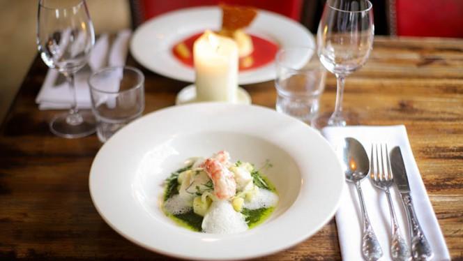 Suggestie van de chef - Restaurant C'est Ça, Utrecht