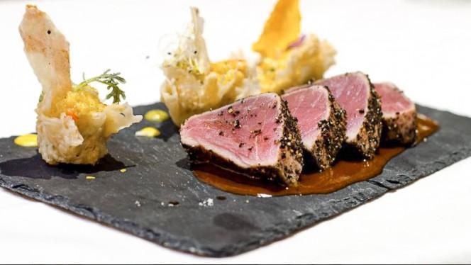 Sugerencia del chef - Inti de Oro, Madrid
