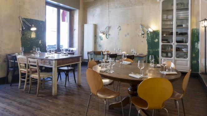 Sala - Soul Kitchen, Turin