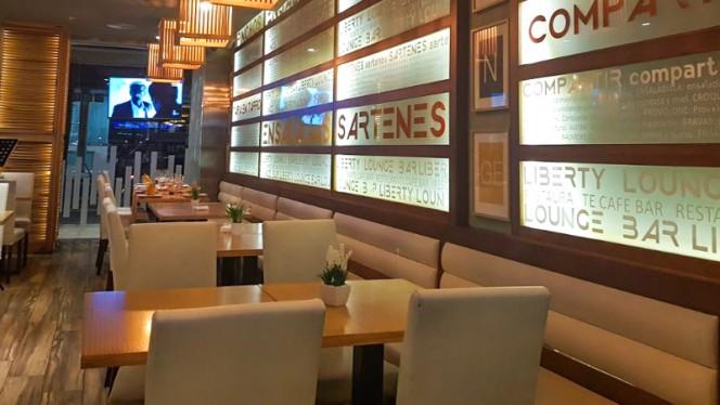 Sala - Liberty Lounge, Torrejon De Ardoz