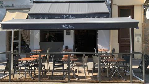 Le Vitis Bar, Lyon
