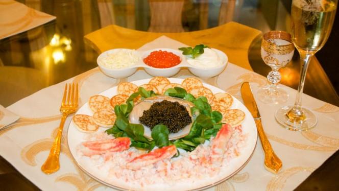 Sugerencia del chef - Caviar SOS, Barcelona