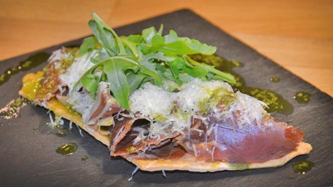 sugerencia torrada - Did Platets, Barcelona