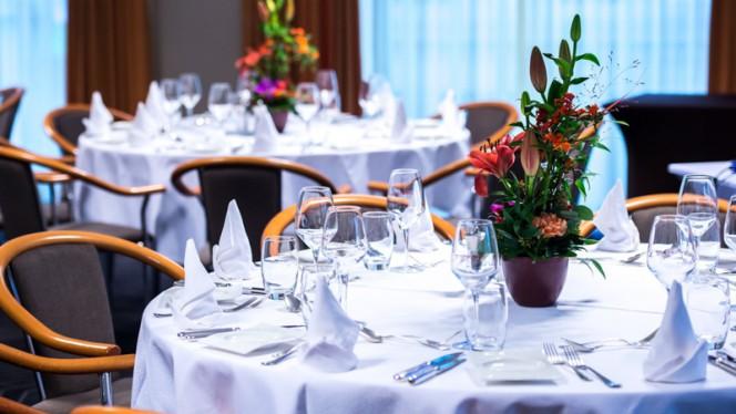 Astra Hotel Vevey - Banquets - Brasserie Historique La Coupole 1912, Vevey