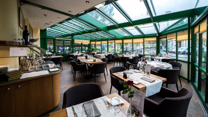 Astra Hotel Vevey - Jardin d'hiver - Brasserie Historique La Coupole 1912, Vevey