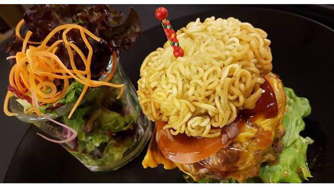 Burger - Brasserie Historique La Coupole 1912, Vevey