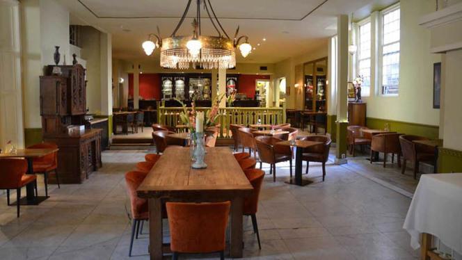 Restaurant - Brasserie SPH, Groningen