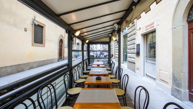Terrazza - 56 Rosso, Firenze