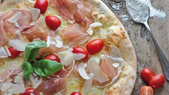 Pizza - La Pòsa, Livigno