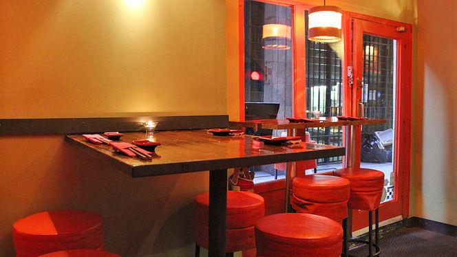 Kynoto Sushi Bar, Barcelona