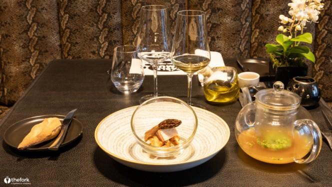 Suggestion du chef - La Table de Mus, Brussels