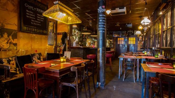 Het restaurant - De Paraplu - muziek • diner • borrel, Den Haag