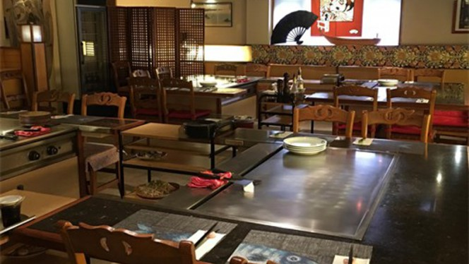 Het restaurant - Benkei, Den Haag