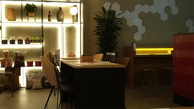Interior - Asian Ways (paralelo), Barcelona