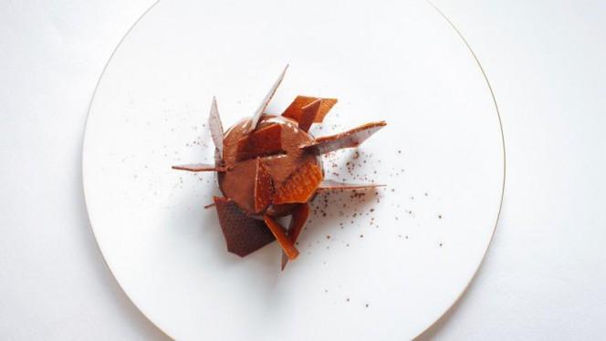 Dessert - Restaurant Maceo, Paris