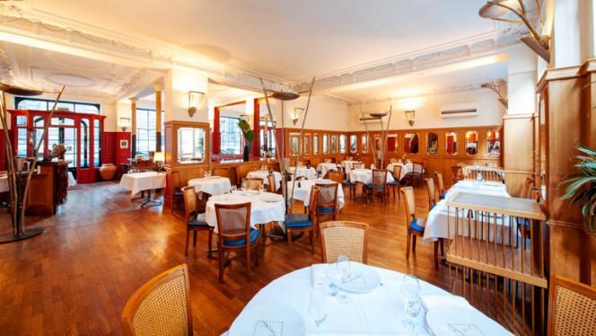Salon du restaurant - Restaurant Maceo, Paris