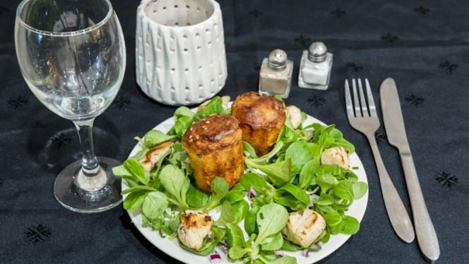 Suggestion du chef - So Chick, Paris
